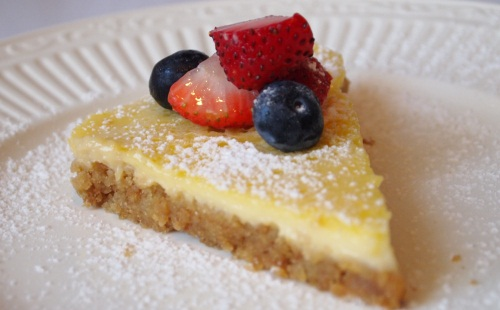 Recipe: Lemon Tart