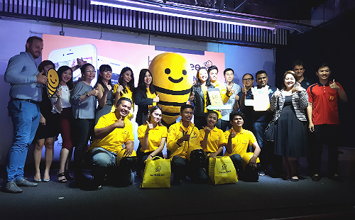 Happy Shopping With Honestbee